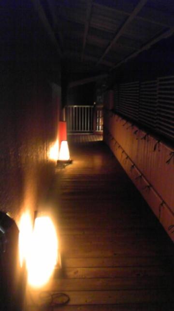 鹿岛夜灯图片素材