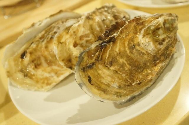 すすきの海鲜市场 - 松岛牡蛎