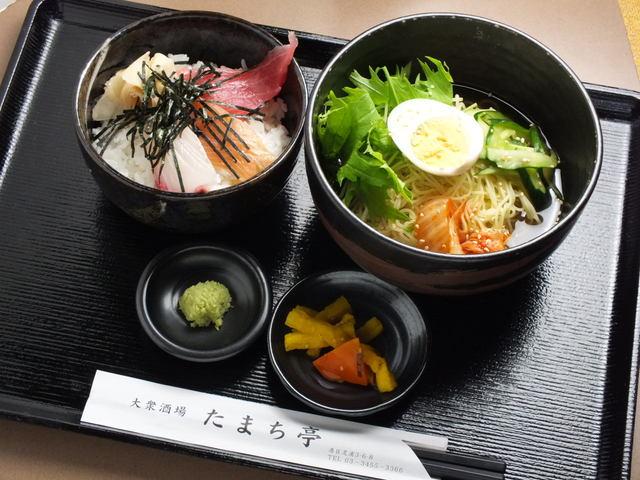 黑色手绘韩式料理
