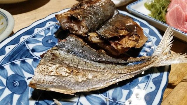 美家古寿司 - くさや神津岛产