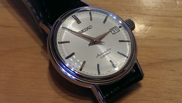 new product de9ff 4fca6 SEIKO mechanical sarb031』neihiroさんの日記 [食べログ]
