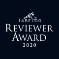TABELOG REVIEWER AWARD 2020