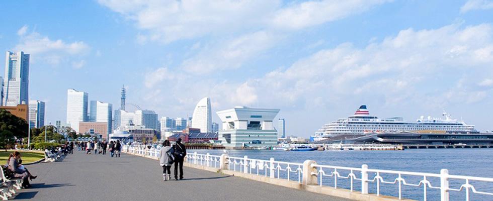 異国情緒漂う港町、横浜の魅力を...