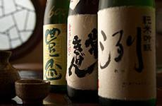 日本酒あり