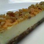 フィラデルフィアチーズケーキ