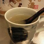 わたしは、砥部・池本窯のマグカップがお気に入り