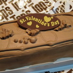 定番のチョコレートケーキ