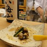純米吟醸 八海山 ~京都やましたさんで~