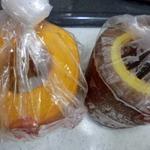 オレンジバーム、チョコバナナバーム