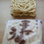 三野製麺所の乾麺
