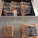 チョコレートウエハース
