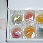 彩菓の宝石 薔薇 2010/06