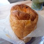 パンの缶詰 出したところ