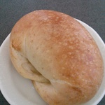 ハムチーズベーグル