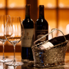 TO BEGIN WITH Champagne&Wine Lounge - ドリンク写真:その日の気分でお好きなワインをお楽しみ下さい。