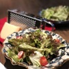 SAI.teppan - 料理写真:フレッシュリーフの削りたてパルメザンシーザーサラダ