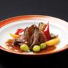 メゾン・ド・ユーロン - 料理写真:短角牛フィレ肉のステーキ 香辣ソース