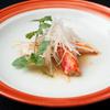 メゾン・ド・ユーロン - 料理写真:タラバ蟹の蒸しもの