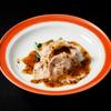 メゾン・ド・ユーロン - 料理写真:国産ハーブ豚の豆豉蒸し
