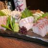 離島のテーブル - 料理写真:離島のお刺身三点盛り合わせ