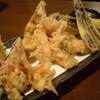 酒の魚 和海 - 料理写真:海の幸の天ぷら