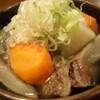 酒の魚 和海 - 料理写真:牛スジの塩煮込み