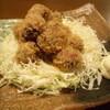 酒の魚 和海 - 料理写真:刺身用鯨の一口カツ