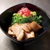 ぼちぼち - 料理写真:ねぎ盛りチャーシュー
