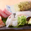 食堂 ユの木 - メイン写真:刺身の盛り合わせ