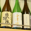 食堂 ユの木 - メイン写真:日本酒