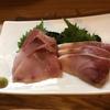やきとり山鳥 - 料理写真:愛媛県産の産直お刺身