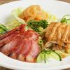 中国料理 千琇 - 料理写真:冷菜の三種盛り合わせ