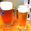 やきとん あさちゃん - ドリンク写真:1Lどでか生ビール699円!