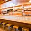 梅山鉄平食堂 - メイン写真:カウンター