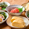 梅山鉄平食堂 - メイン写真:小鉢