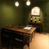 レストラン デルマール - メイン写真:個室(4名様)