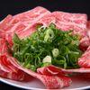 やきにくCHAN - 料理写真:定番人気のツラミ刺し! 980円