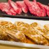 かるびあ~の - 料理写真:かるびあーのカルビ。唯一のタレ肉。