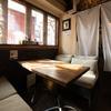 アジアンバル glow - メイン写真:半個室