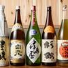 日本酒バル どろん - メイン写真:日本酒ボトル1
