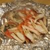 海鮮問屋 博多 - 料理写真:松葉がにのホイル焼き
