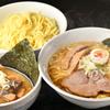 天空 - メイン写真:醤油つけ麺と醤油ラーメン