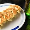 天空 - メイン写真:餃子とビール