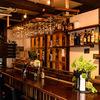cinq cafe - 内観写真:カウンター
