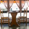 ラ・バラッカ - メイン写真:外が見える2名席