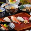 西中洲 鮨 山椒郎 - 料理写真:季節の鮨会席(ディナー)