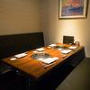 シャンボール - メイン写真:テーブル席_1