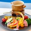 リバーサイドレストラン BIBI - メイン写真:バーニャカウダ