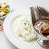 リバーサイドレストラン BIBI - メイン写真:ランチカレーセット
