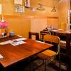 煮こみ - メイン写真:カウンター席_後ろのテーブル席
